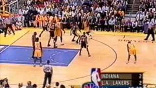 2000 NBA Finals: Pacers at Lakers, Gm 1 part 1/12