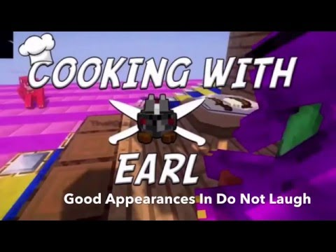 Cooking With Earl Appearances