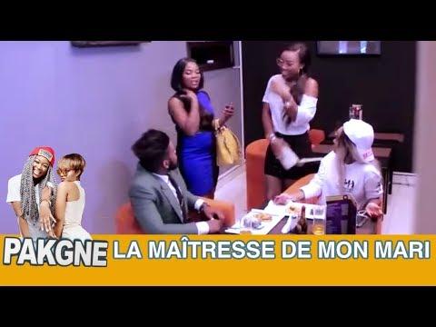 PAKGNE - LA MAITRESSE DE MON MARI