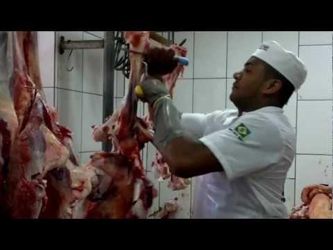 NEGAO:O DESOSSADOR INDESTRUTIVEL DO FRIGORIFICO SAO PAULO