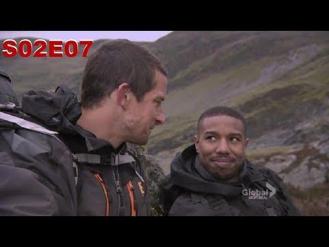 Running Wild with Bear Grylls Season 2 Episode 7 michael b jordan