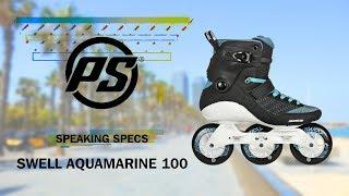 Inlines Powerslide Swell Aquamarine 3x100 TRINITY