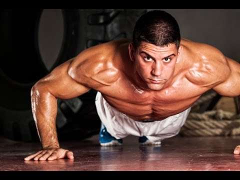 Extreme Body Weight Chest Workout : The Best Home Chest Workout EVER!