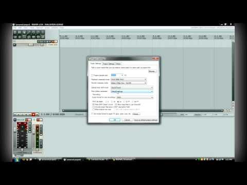 Daily Tip (Wed) – Intro to Reaper DAW