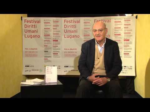 Gabriele Nissim al Festival Diritti Umani di Lugano
