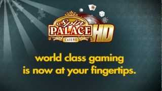 Spin Palace Casino HD 22-in-1 YouTube video