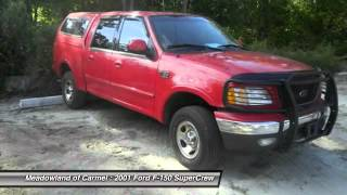 2001 Ford F-150 SuperCrew Carmel NY K0913