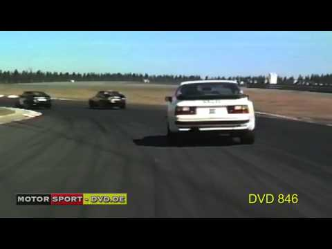 Porsche 944 turbo Cup 1986 Nürburgring II  (DVD 846Trailer)