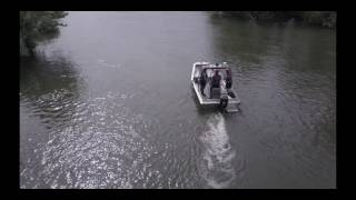Upon request, I filmed the Yakima County Sheriff's Office & Yakima Fire Department's swift water rescue boats and personnel today in Yakima, Wa with my drone. They were assisting with the Gap2Gap multi-challenge race. They were preparing for the Kayakers in this leg of the race and to make a rescue if need be.This was filmed on the Yakima River where the Naches River dumps into it. Yakima, WA. The rescue boats were launched at Harlan Landing in Yakima, Wa. The conditions were windy and cold, making the filming with the drone much more difficult. The winds kept me from flying at certain times, but I got the footage I needed. -Watch in 4K-**If you wish actual RAW Footage to use in your project you can contact me**http://www.lawabidingbiker.com/contactFilmed & Edited By: Ryan UrlacherLaw Abiding Biker™ Media, Incwww.LawAbidingBiker.comContent copyright. Law Abiding Biker© 2017. All rights reserved.Music By:Artist: ShinzoTrack: Mechanical SocietyLicensed under a Creative Commons Attribution license (https://creativecommons.org/licenses/by/4.0/)