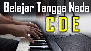 Video Tips menyusun Tangga Nada C, D dan E Mayor | Belajar Piano Keyboard MP3, 3GP, MP4, WEBM, AVI, FLV Mei 2019