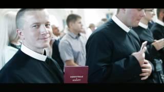 Pierwsze śluby zakonne 2016 - wersja modern