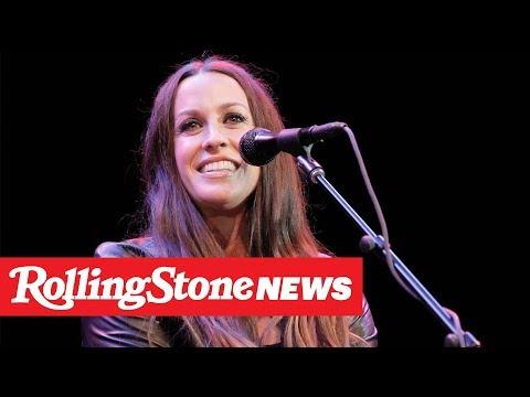 Alanis Morissette Plots 'Jagged Little Pill' Anniversary Tour,  | RS News 12/2/19