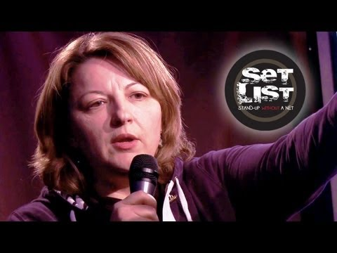 JACKIE KASHIAN - Set List: Stand-Up Without a Net