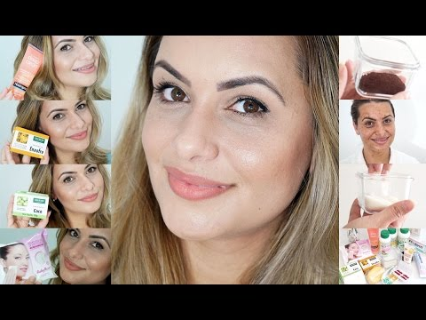 Cuidados Com a Pele Do Rosto - Sabonetes Facial, Demaquilante e Esfoliantes Caseiros