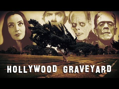 Hollywood Graveyard - The HALLOWEEN Special