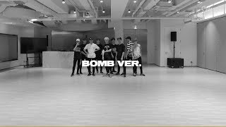 Video NCT 127 DANCE PRACTICE VIDEO #BOMB ver. MP3, 3GP, MP4, WEBM, AVI, FLV Juni 2017