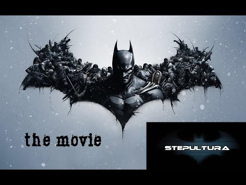 Batman Arkham Origins [Game Movie] {HD}