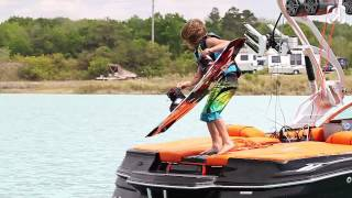 Ronix August Wakeboard Bindings 2013