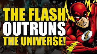 Video The Flash Outruns The Universe! MP3, 3GP, MP4, WEBM, AVI, FLV Juni 2019