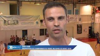 Maurepas France  city images : Basket militaire : le championnat de France vient de s'achever à Maurepas