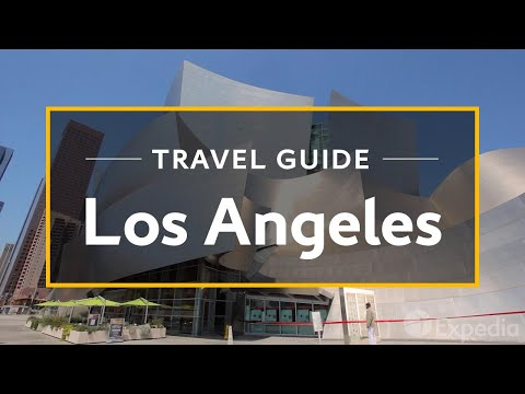 Los Angeles Vacation Travel Guide
