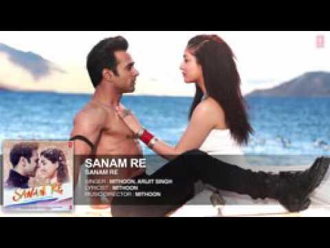 SANAM RE Full Audio Song Title Track   Pulkit Samrat, Yami Gautam, Divya Khosla Kumar   T Series   Y