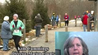 Fairmont (WV) United States  city images : 2013 Run to Read Half Marathon Prickett's Fort State Park Fairmont West Virginia