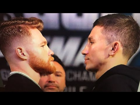 Live Chat: Canelo vs GGG PRESS DAY RECAP