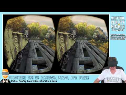 #GingerVsRift Hour 7/30 - The Vanishing of Ethan Carter Streaming - Virtual Reality Ginger
