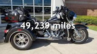 9. 2013 Harley-Davidson® FLHTCUTG - Tri Glide® Ultra Classic® for sale in Palm Bay, FL