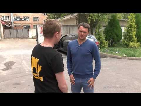 У Рівному підпалили авто місцевого журналіста [ВІДЕО]