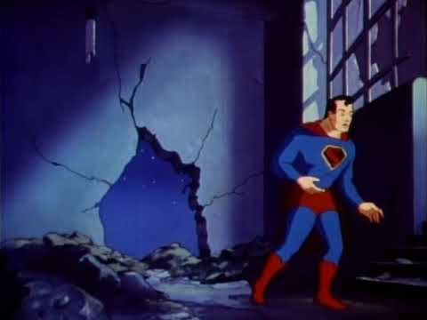 Superman - The Magnetic Telescope, The Bulleteers,The Arctic Giant