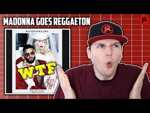 Madonna & Maluma - Medellín   Song Review (WTF)