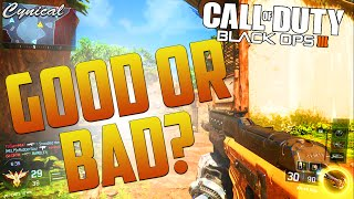 My first impressions on Black Ops 3 so far!Please LIKE the video ◕‿◕. Comment with your thoughts below, and Subscribe to make sure you don't miss the next video! Thank You!------------------------------------------------------------------------------------------------Follow my Twitter for updates: http://www.twitter.com/xCynicalYTLike my Facebook page: http://www.facebook.com/xCynicalYT------------------------------------------------------------------------------------------------Background Music: Hip Hop Beat  Uplifting!  Instrumentalhttps://www.youtube.com/watch?v=xVHvrmxbROghttps://www.youtube.com/channel/UCXVT96lVspOK79Kn_sscL6A