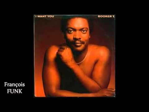 Booker T -  I Came To Love You (1981) ♫ ♥