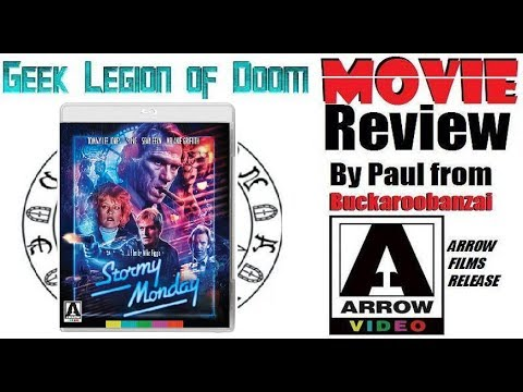 STORMY MONDAY ( 1988 Melanie Griffith ) Crime Drama Movie Review 2017 Arrow Release