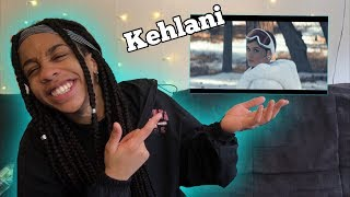 *REACTION* Kehlani - Nunya feat. Dom Kennedy (Official Music Video)