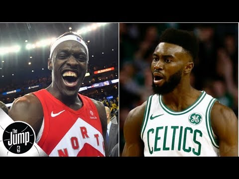Video: Pay or Delay: Should Pascal Siakam, Jaylen Brown, Caris LeVert get big deals? | The Jump