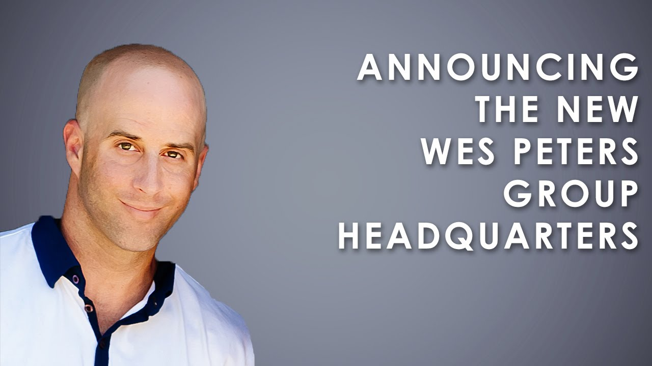 Announcing the New Wes Peters Group Headquarters