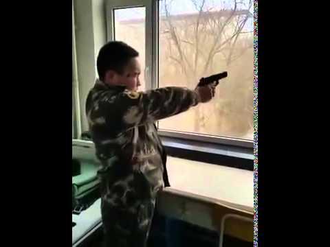 北韓軍人射擊訓練 但看到第6秒時瞬間笑出聲