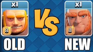 Video THIS LOOKS STUPID🔸NEW AND OLD GIANT COMP🔸Clash Of Clans MP3, 3GP, MP4, WEBM, AVI, FLV Desember 2017