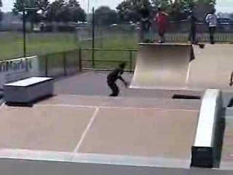 Norwalk CT underground skate comp