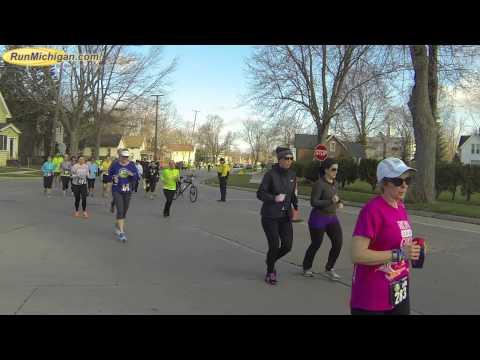 Half Marathon 0.25 Mile Mark – 2014 Let's Move Festival of the Races