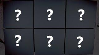 Video ASMR Six black boxes MP3, 3GP, MP4, WEBM, AVI, FLV Juni 2019