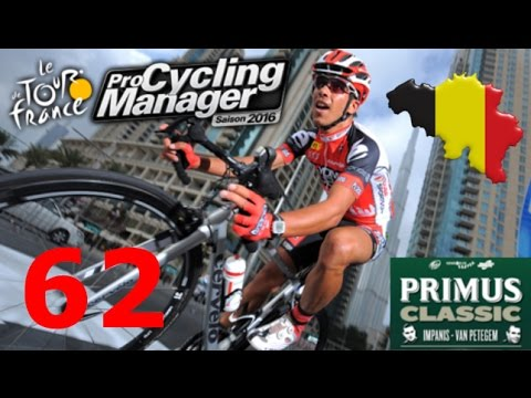Pro Cycling Manager 2016 - #62: Ein letztes Trost-Pflaster | Primus Classic Impanis