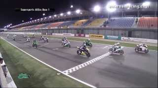 Video Round 6 Qatar - SuperSports 600cc Race 1 (Part 1) - PETRONAS Asia Road Racing Championship MP3, 3GP, MP4, WEBM, AVI, FLV September 2018