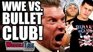 WWE Vs. Bullet Club! Vince McMahon UNHAPPY With Raw Invasion! | WrestleTalk News Sept. 2017
