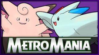 MetroMania Semi Final 1: Clefable vs Togekiss   Pokémon Metronome Battle Tournament by Ace Trainer Liam