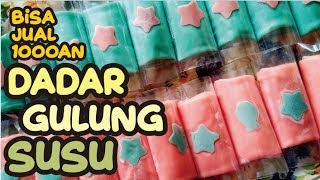 Video Dadar Gulung Susu Cantik | Ide Jualan Seribuan Bakulan 1000 MP3, 3GP, MP4, WEBM, AVI, FLV Maret 2019