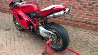 6. 2010 Ducati 1198S Corse Track Bike